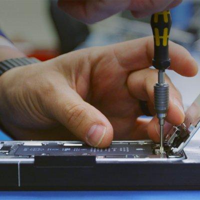 苹果产品的维修