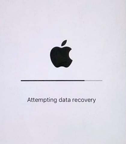 iPhone白苹果不开机数据恢复