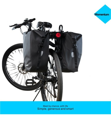 seadragon simple bike bag side bag full waterproof outdoor riding mountain bike bag