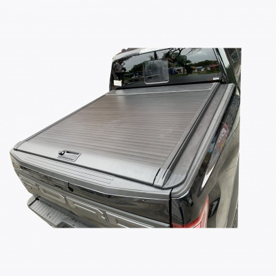 alu roller cover lid cover retractable cover for Ford F150