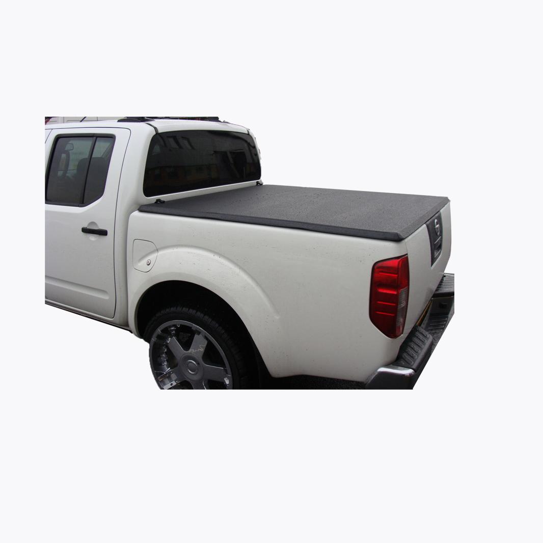 Nissan Navara D40 soft tri fold tonneau cover