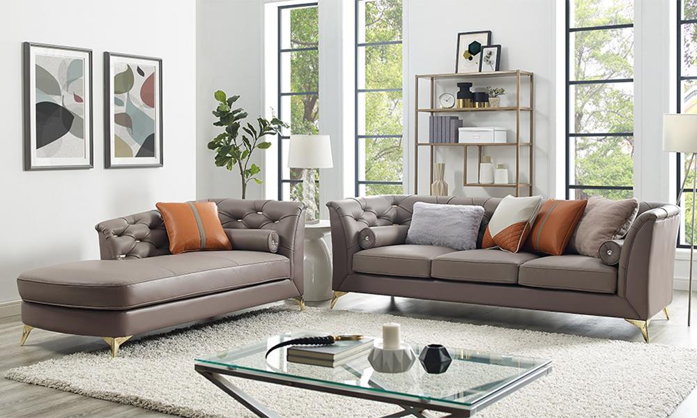 (东莞彩尼迪家具有限公司)美式沙发与欧式沙发的区别