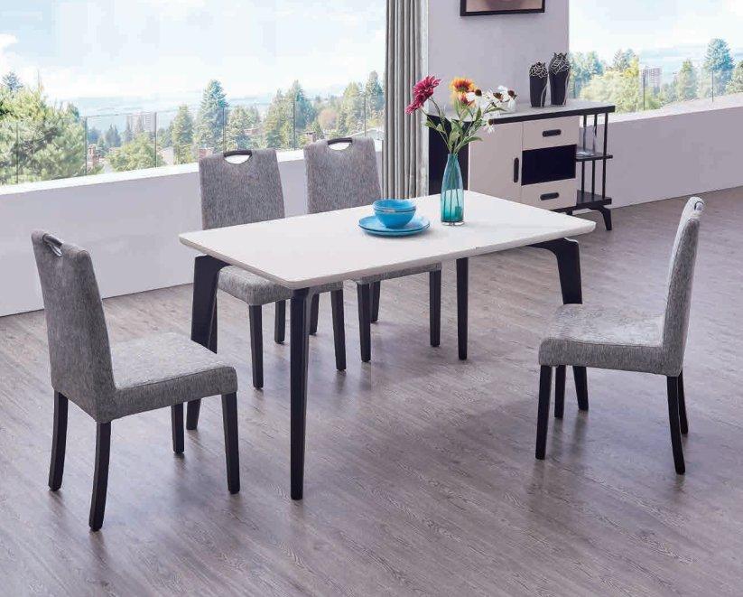 CT809餐台+Y801餐椅