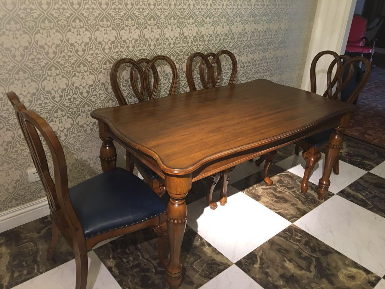 MJ608长餐桌
