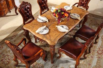 MJ6618长餐桌面