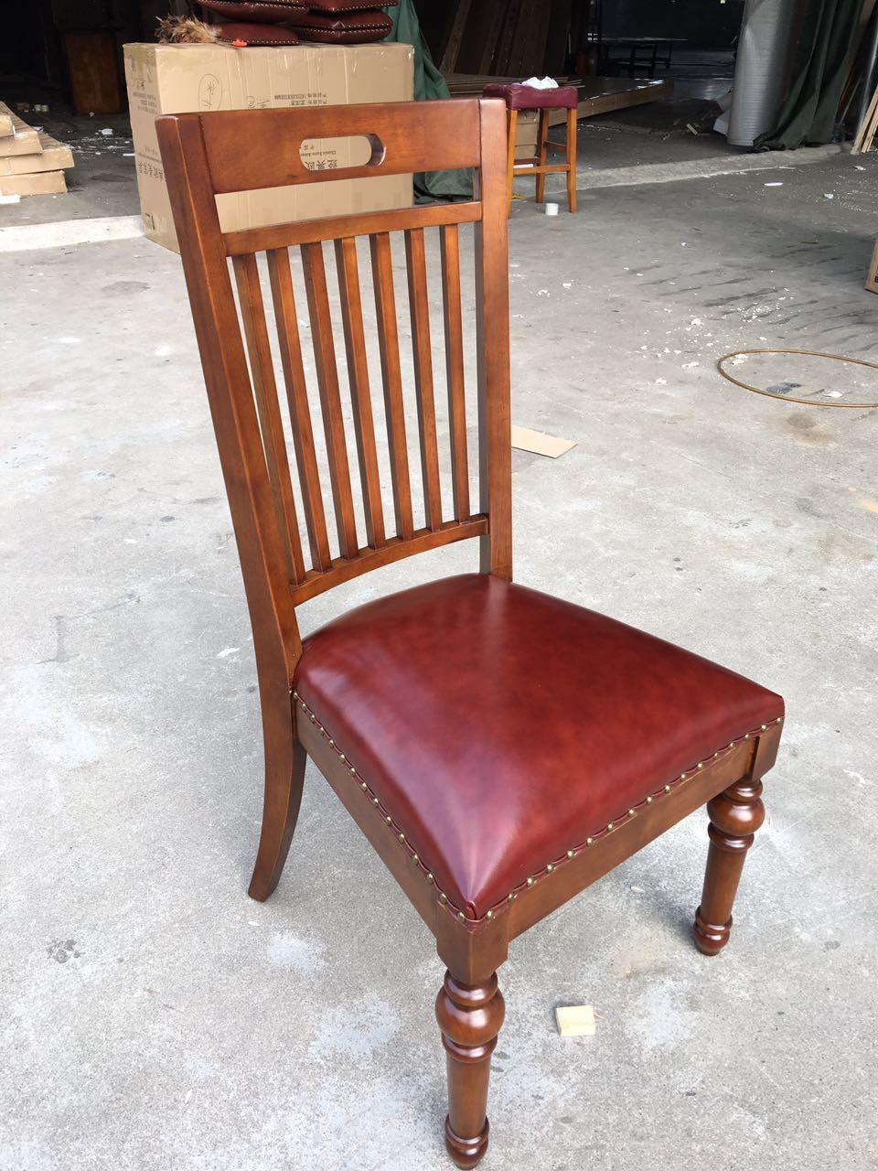 MJZG01餐椅(皮)
