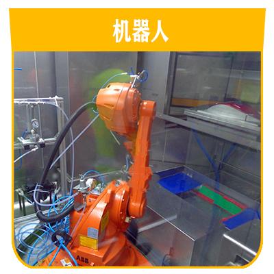 工業機器人上下料