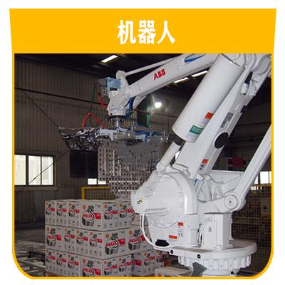 搬運自動化碼垛機器人系統