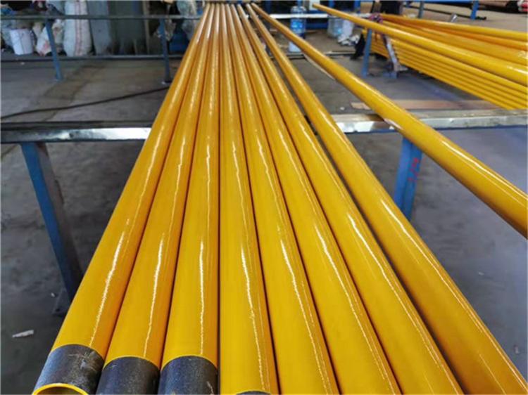 抗阻燃矿用涂塑复合钢管