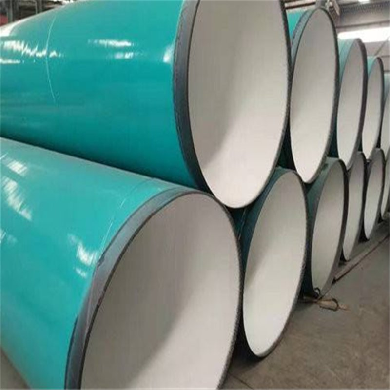 内外环氧树脂涂塑钢管