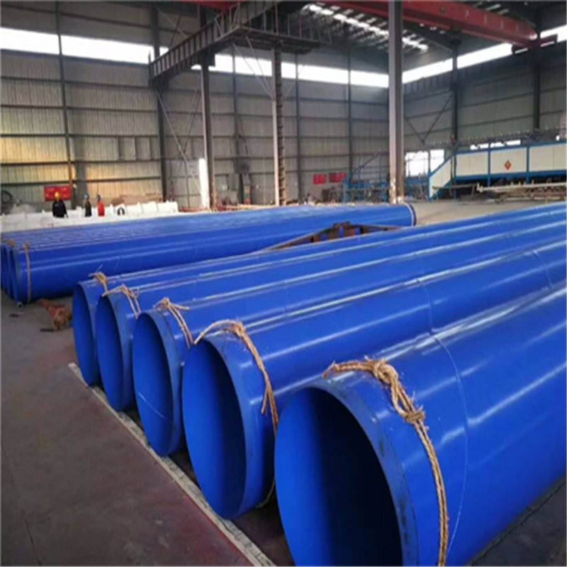 大口径焊接涂塑钢管