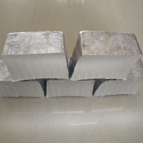 Magnesium Cut Ends