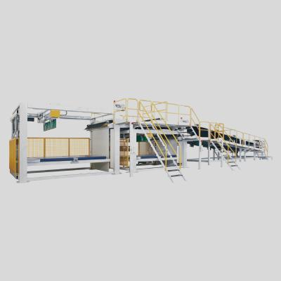 双层自动叠纸机 DSK-3SD