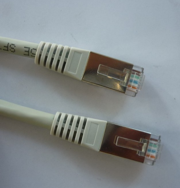 超五类屏蔽网线