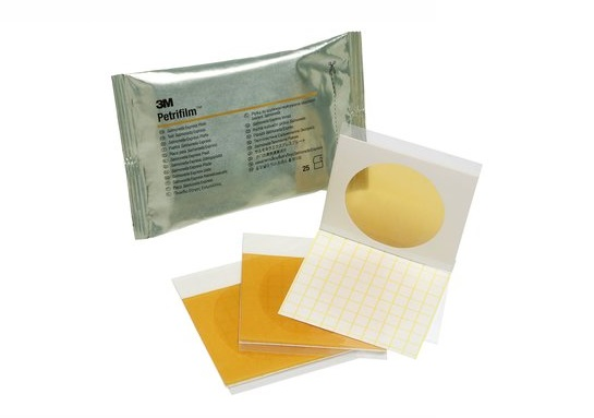菌落测试方法之纸片快速测试法