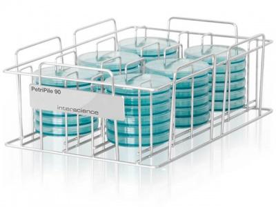 PetriPile培养皿存储架