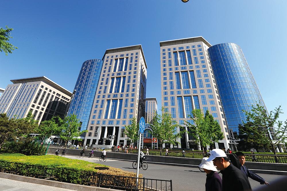 宁夏银川石油大厦
