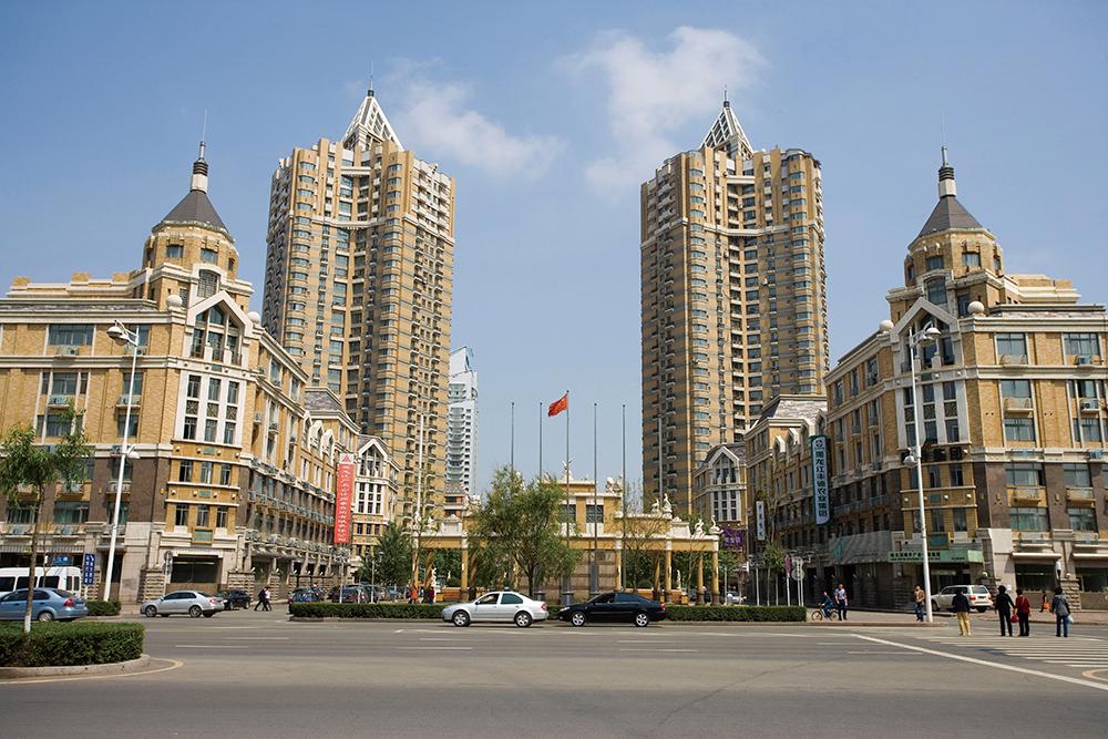 山东省香格里拉酒店二期