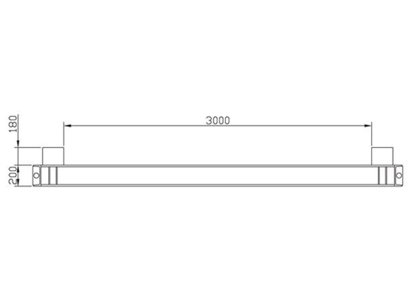 Axlex Wheel Scale for toll plaza