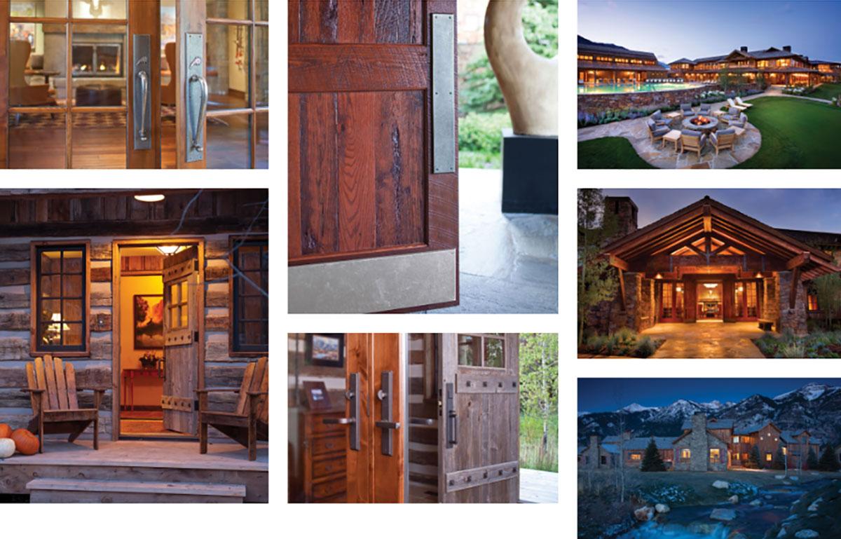 Rocky Mountain Hardware -Shooting Star Hotel