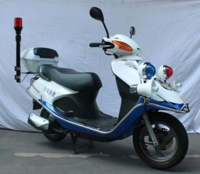 警车摩托车