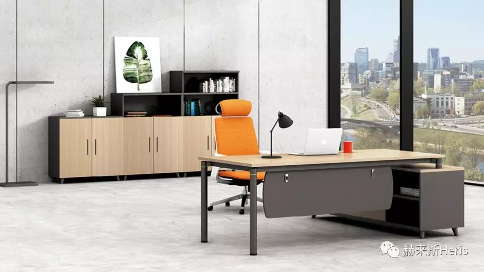 Tailored office furniture by Heris Group