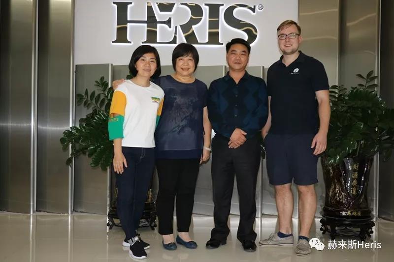 广州赫来斯装配式建材有限公司海外销售部成立