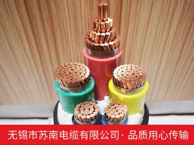 額定電壓0.6/1kV無鹵低煙環保型電力電纜