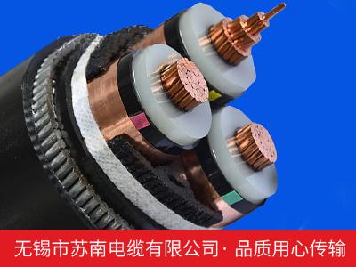 0.6/1kV聚氯乙烯絕緣電力電纜