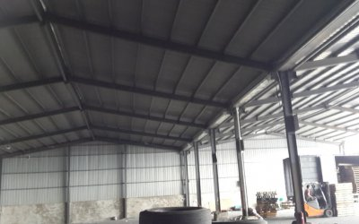 安徽二手钢结构厂房出售