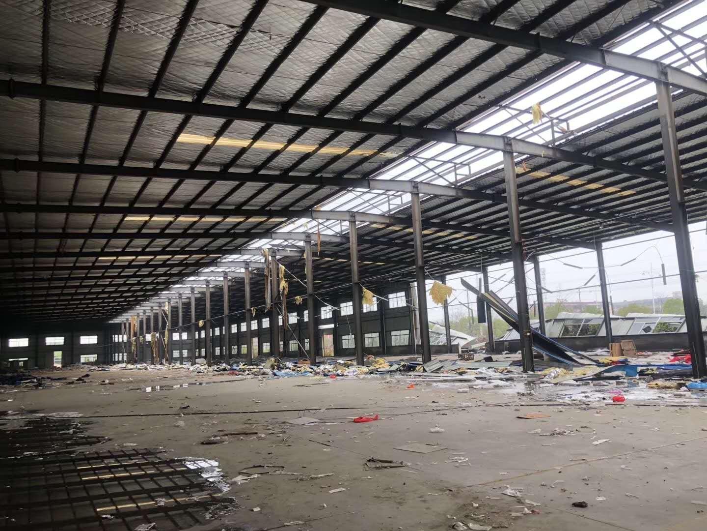 安庆二手钢结构厂房大跨度库房