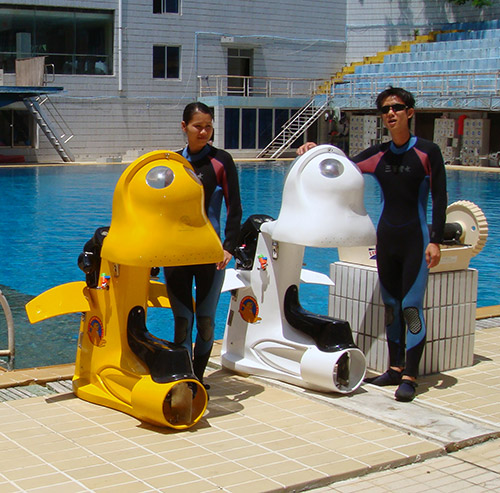 The Submersible Scooter