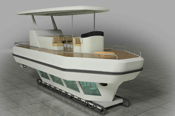 Underwater Sightseeing Boat