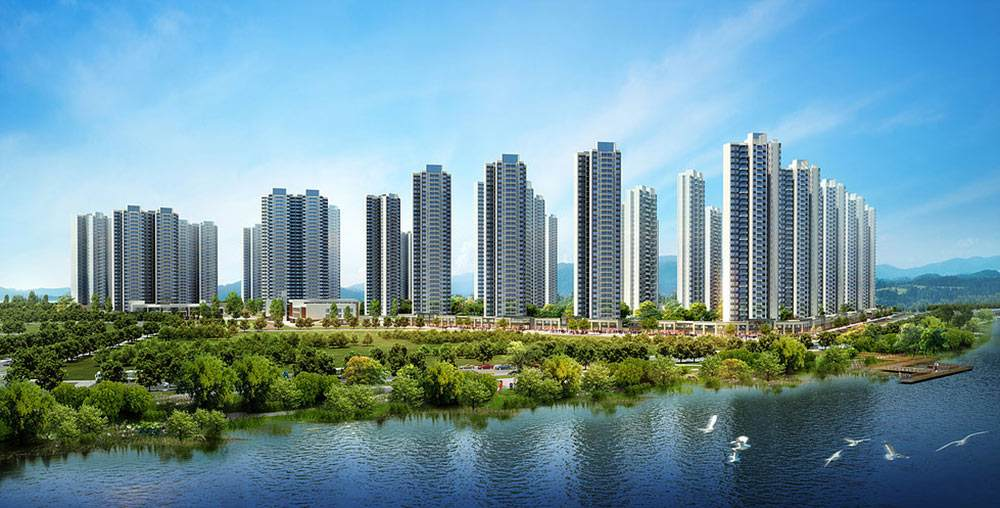 惠州碧桂园大亚湾项目