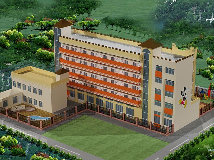 司前中心幼儿园