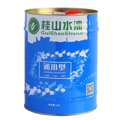 水性金属防锈漆-10KG