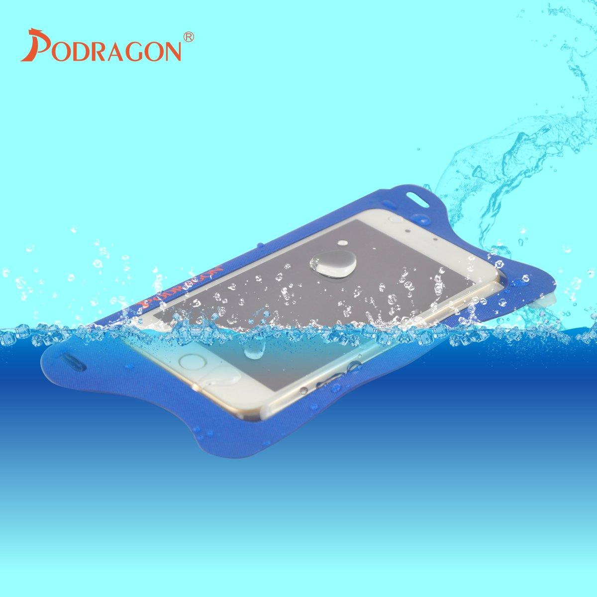 p20p30pro苹果XR/XSmax/Podragon手机防水袋潜水套漂流泡温泉游泳