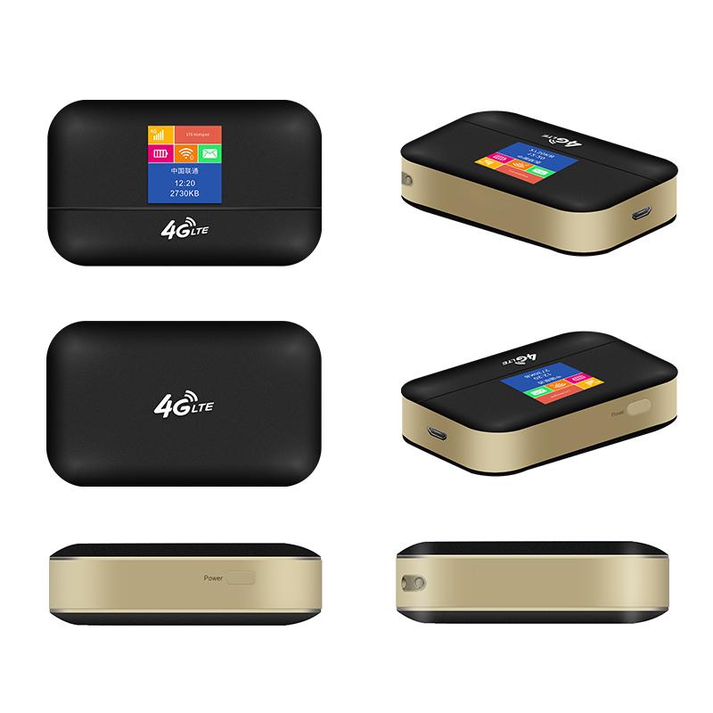 4G随身wifi 便携式路由器