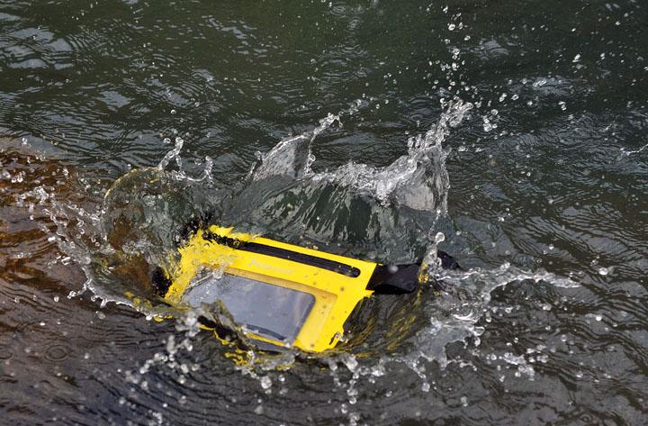 视频记录 手机防水袋真的防水吗 ...
