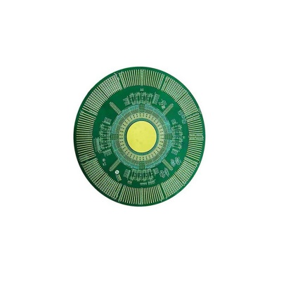 1oz FR4 HASL Green PCB for Consumer Electronics