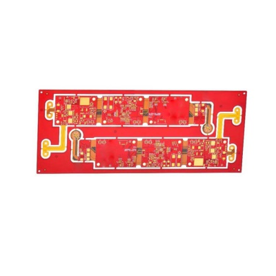 1.2mm FR-4 Immersion Gold Flexible-Rigid PCB for mobile power