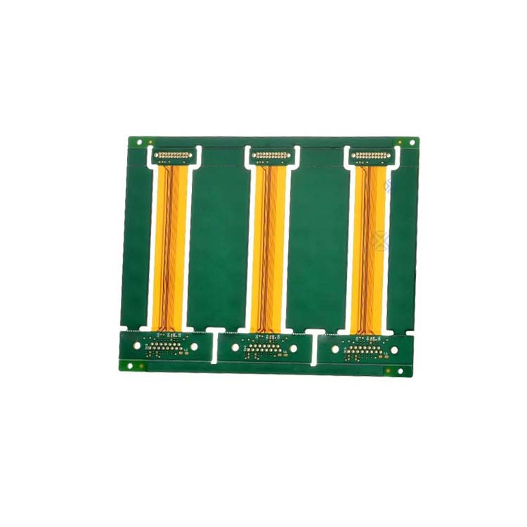 0.5oz CEM1 OSP Flexible-Rigid PCB for industry
