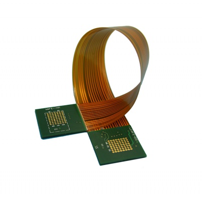 1.2mm Polymide+FR4 Flexible-Rigid PCB for Counsumer Electronics