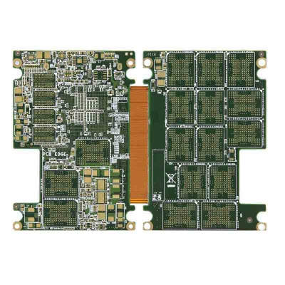 1.2mm FR4 OSP Flexible-Rigid PCB for Game console motherboard