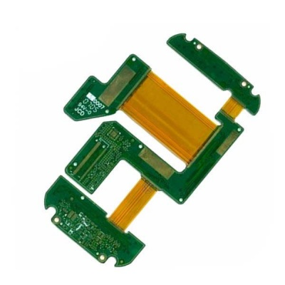 1oz FR4 ENIG Flexible-Rigid PCB for Side button