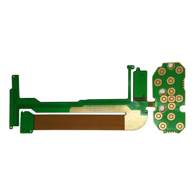 1.6mm FR4 HASL Flexible-Rigid PCB for electronic product