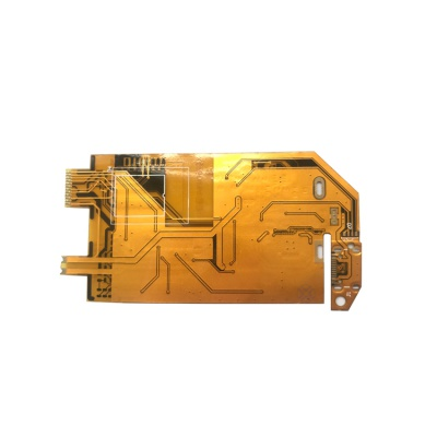 1 Layers Polyimide Immersion FPC for smart phone
