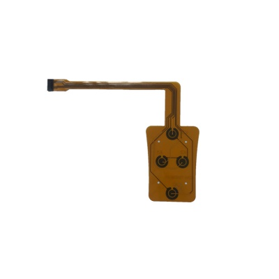 0.2mm Polymide Immersion Gold FPC for consumer electronic
