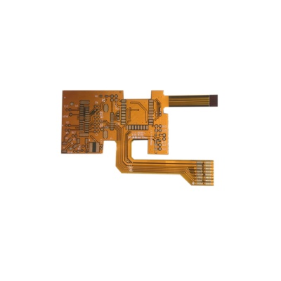 0.12mm Polyimiede OSP FPC for camera