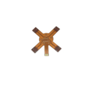 0.5oz Polyimide Gold Plating FPC for smart electronics